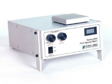 Picture of Model RT-6000 Film Opacity Meter