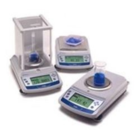 Picture for category Precision Analytical & Top Loading Balances